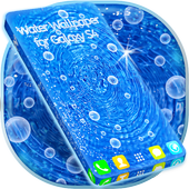 Water Wallpaper for Galaxy S4 icon