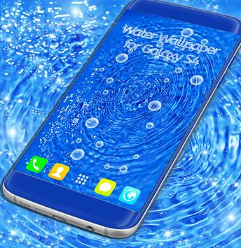 Water Wallpaper for Galaxy S4 poster