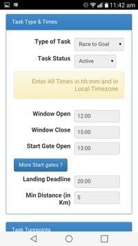 LiveTrack24 Task Set screenshot 4