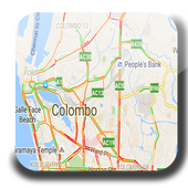 LIVE Traffic GPS icon