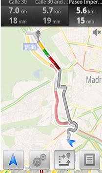 LIVE Traffic GPS apk screenshot