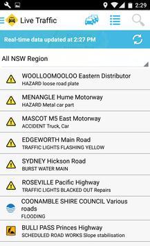 Live Traffic NSW screenshot 1