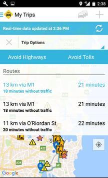 Live Traffic NSW screenshot 3