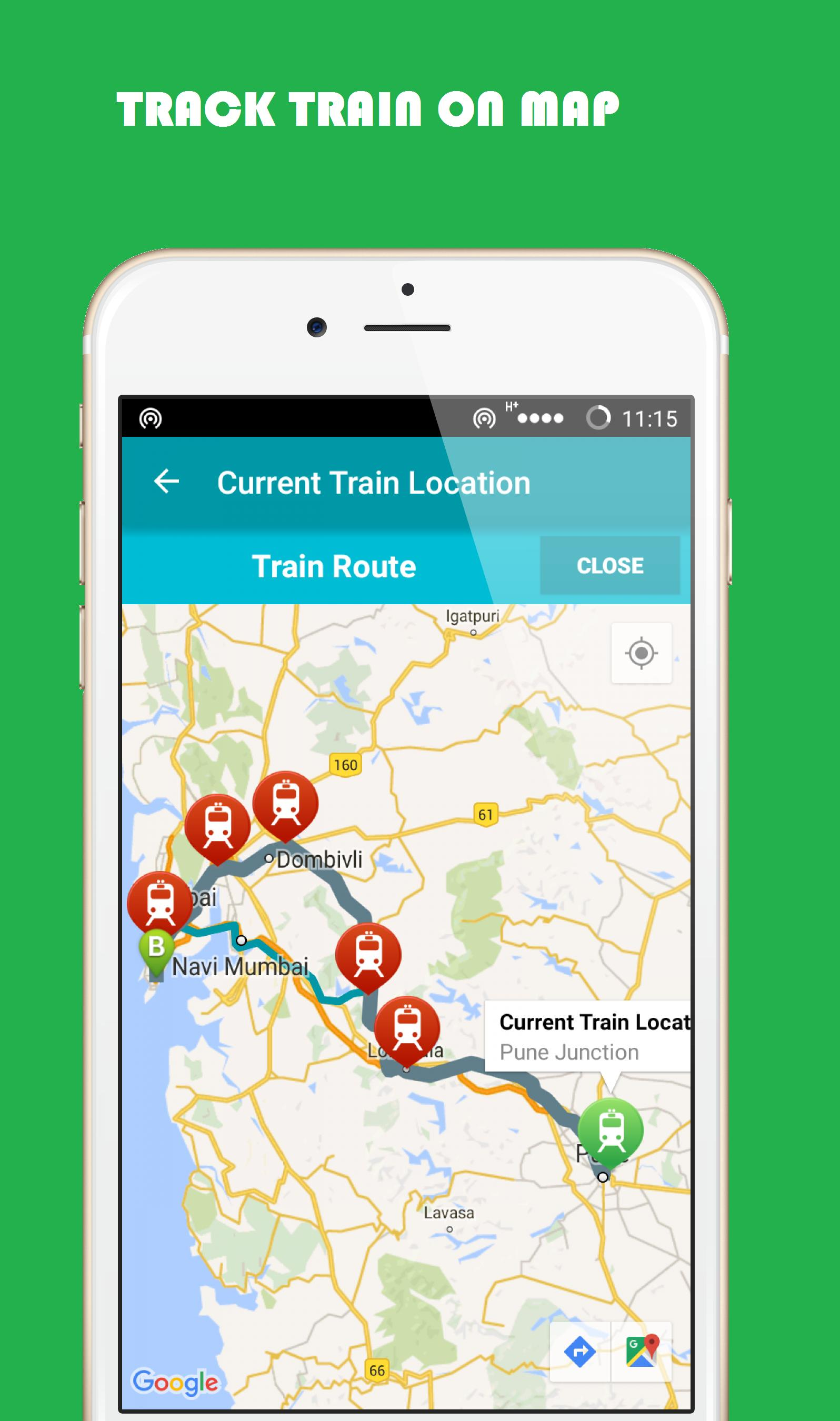 Track Live Train Map for Android - APK Download