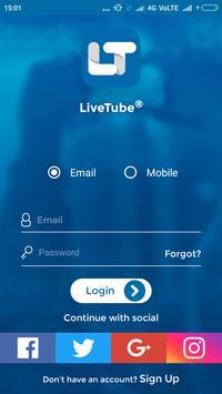LiveTube poster