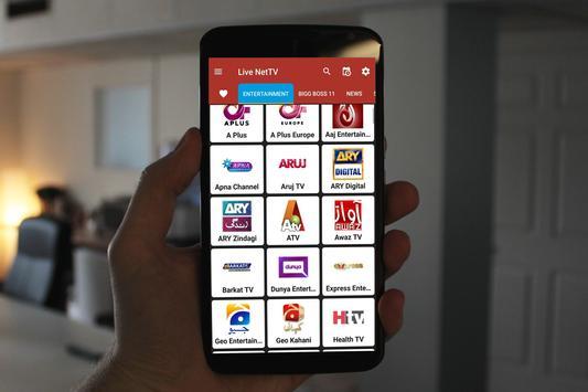 GUIDE FOR - live net tv apk screenshot