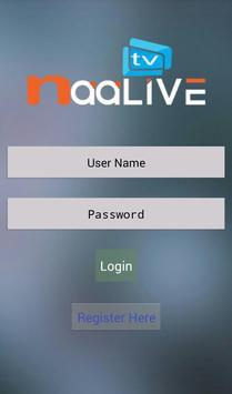 NaaLive TV screenshot 1