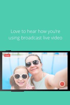 Live Video Streaming Advice screenshot 2