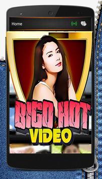 Video Terbaru Dari Live Bigo Panas 18++ poster