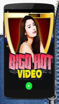 Video Terbaru Dari Live Bigo Panas 18++ screenshot 2