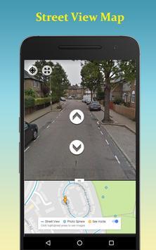 live street view map earth navigation screenshot 3