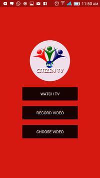 Citizen TV Malayalam apk screenshot