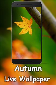 Autumn live wallpaper screenshot 4