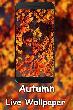 Autumn live wallpaper screenshot 5