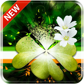 Clover 3D Live Wallpaper icon