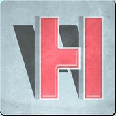 Live Wallpaper  GIF Maker Name Art icon