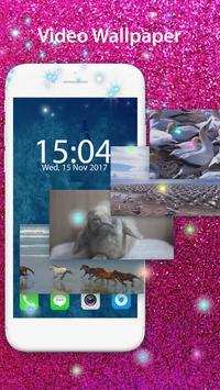 Glitch Live Wallpaper - Glitch Backgrounds Effect screenshot 2