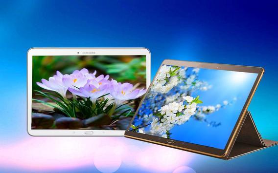Sweet Flower 3D Live Wallpaper screenshot 5