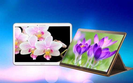 Sweet Flower 3D Live Wallpaper screenshot 3