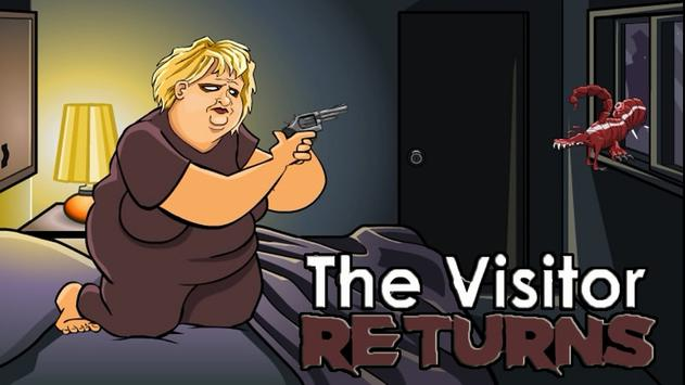 The Visitor Returns poster