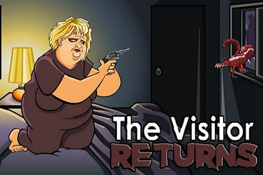 The Visitor Returns screenshot 4
