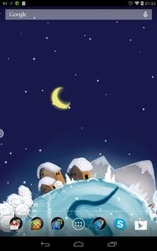 Winter Planet LW Free screenshot 2