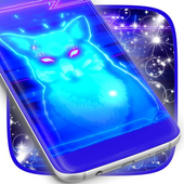 Neon Animal Live Wallpapers icon
