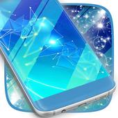 Blue Free 2017 Live Wallpaper icon