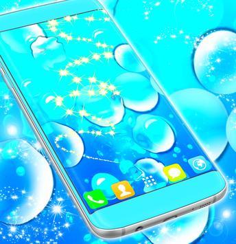 Live Bubbles Wallpaper apk screenshot