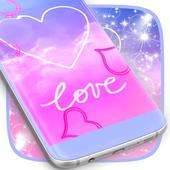 Free Hearts Live Wallpaper icon