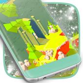 Gate 3D Live Wallpaper icon