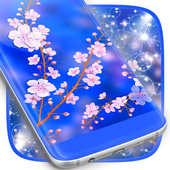 Live Wallpaper Free Flowers icon