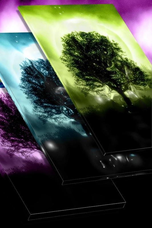 Tree Of Life Live Wallpaper Screenshot 4