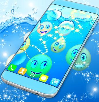 Water Emoji Wallpaper screenshot 3