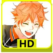 Shoyo Hinata Haikyuu HD icon