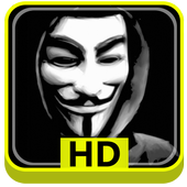 Anonymous HD icon