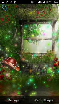 Magic Touch Live Wallpaper スクリーンショット 3