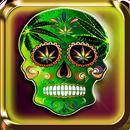 Skull Weed Live Wallpaper APK