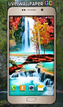 Waterfall Live Wallpaper apk screenshot