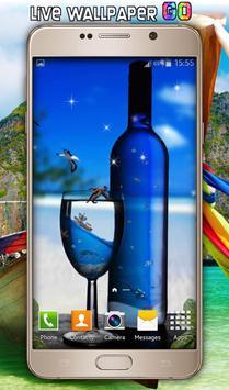 Summer Live Wallpaper apk screenshot