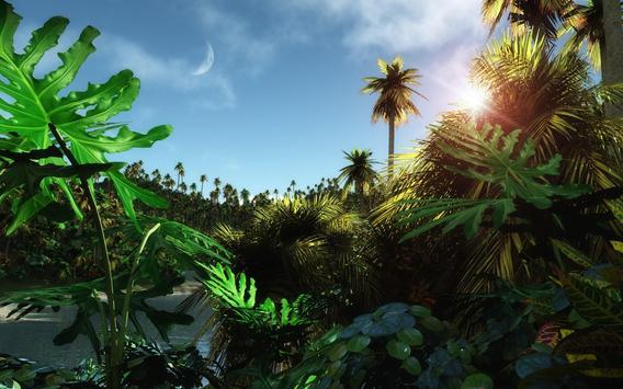 Forest Live Wallpaper apk screenshot