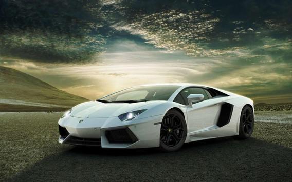 Beautiful Car Live Wallpaper Apk Screenshot