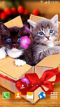 Animals Cute Live Wallpaper apk screenshot
