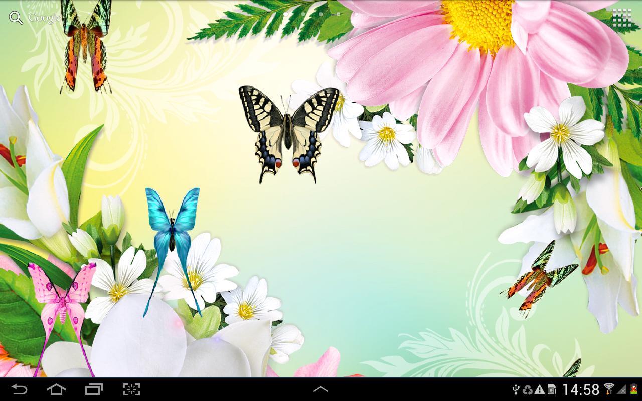 Note 5 Live Wallpapers 1 0 7 Apk Download: Butterflies Live Wallpaper APK Download