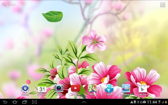 Flowers Wallpaper screenshot 4