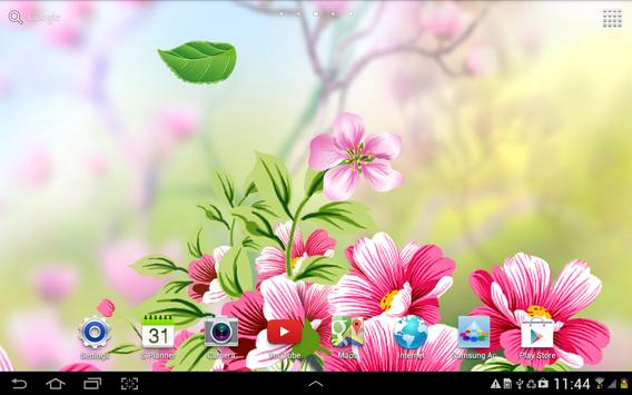 Flowers Wallpaper screenshot 4