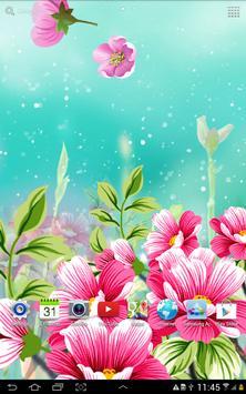 Flowers Wallpaper screenshot 5
