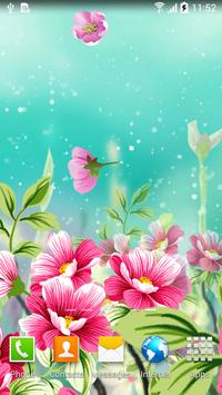 Flowers Wallpaper screenshot 2