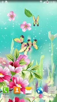 Flowers Wallpaper screenshot 3