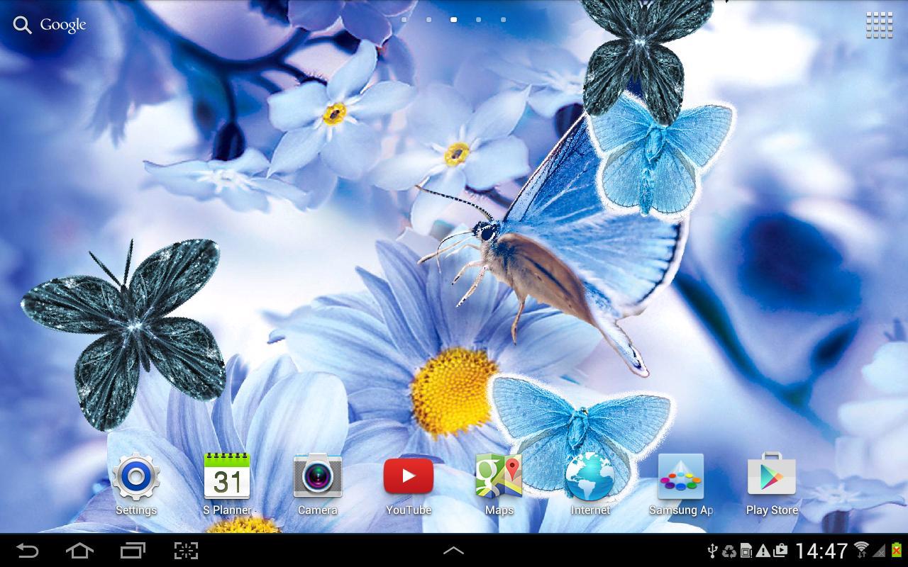 Spring Flower Live Wallpaper APK Download